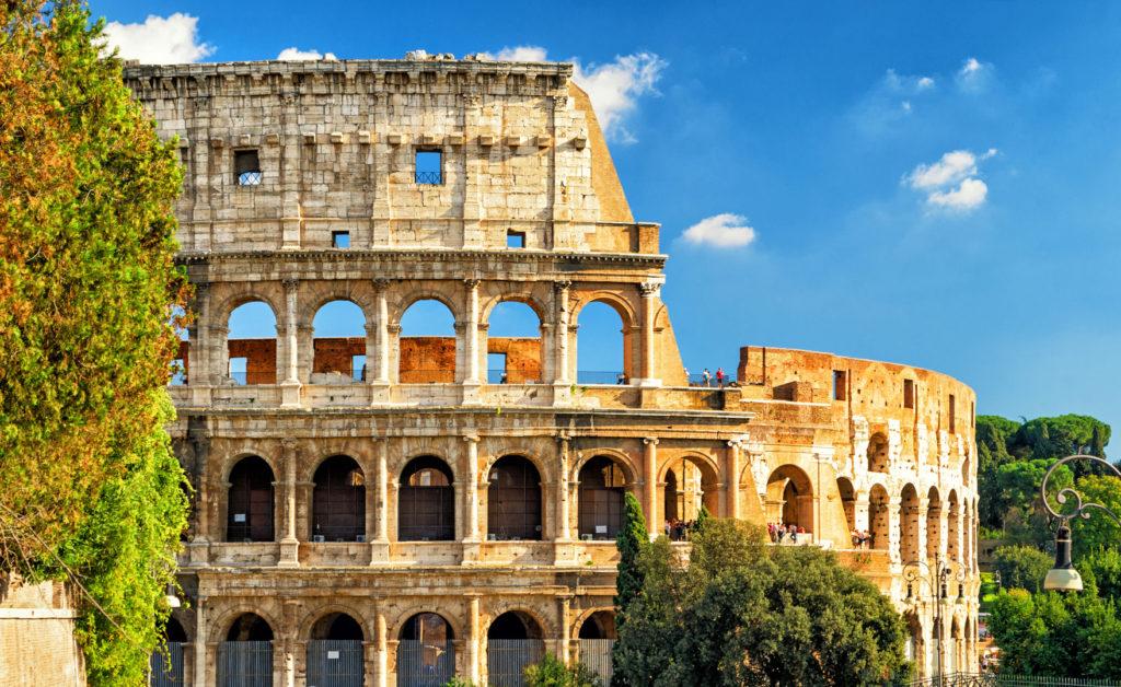 Colosseum + Audio Guide, Roman Forum & Palatine Hill