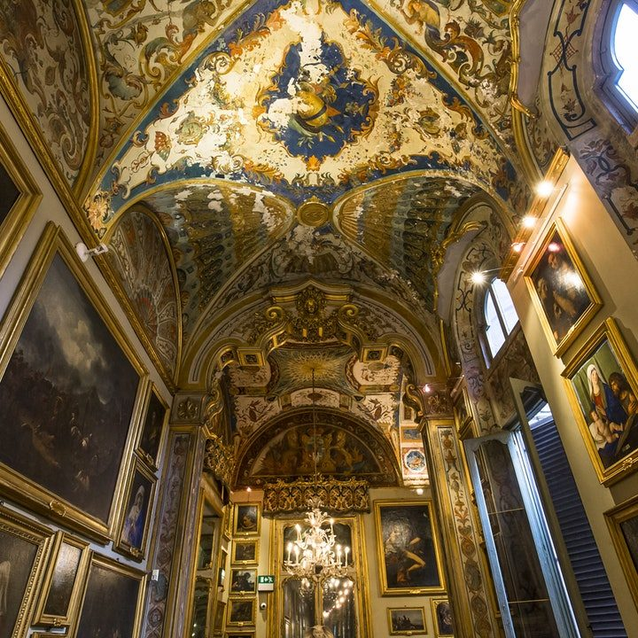 Palazzo Doria Pamphilj Opera Tickets by Night with Traditional Roman Dinner (2).jpg