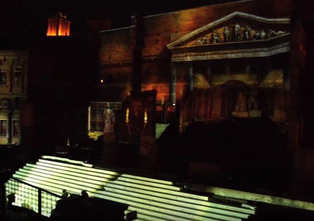 Forum of Augustus - Evening Show Tickets (4).JPG
