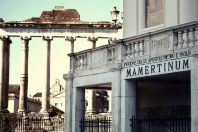 Priortiy Entrance Tickets for Mamertine Prison, Colosseum, Roman Forum and Palatine Hill - Mamertine Prison.JPG