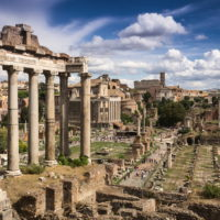 Priortiy Entrance Tickets for Mamertine Prison, Colosseum, Roman Forum and Palatine Hill - Roman Forum.JPG