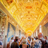 Vatican Museums, Sistine Chapel and Saint Peter's Basilica Guided Tour - Gallery of Maps.jpg