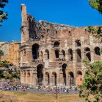 Priortiy Entrance Tickets for Mamertine Prison, Colosseum, Roman Forum and Palatine Hill - Colosseum.JPG