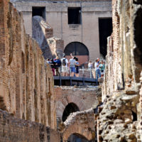 Ancient Rome Tour with Colosseum Underground -  Colosseum in Rome, Italy.JPG