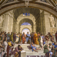 Early Entry Vatican Museums and Small-Group Tour with St. Peter's and Sistine Chapel - interiors and architectural details of Raphael rooms in Vatican museum, june 12, 2015, in Vatican city, Vatican.JPG