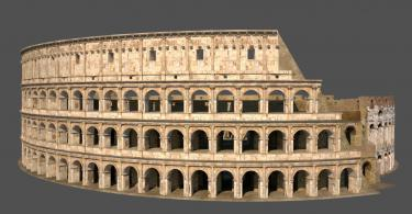 Colosseum 3d Models
