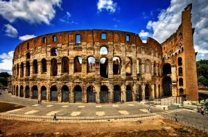 Colosseum Facts - Colosseum, Rome, Italy