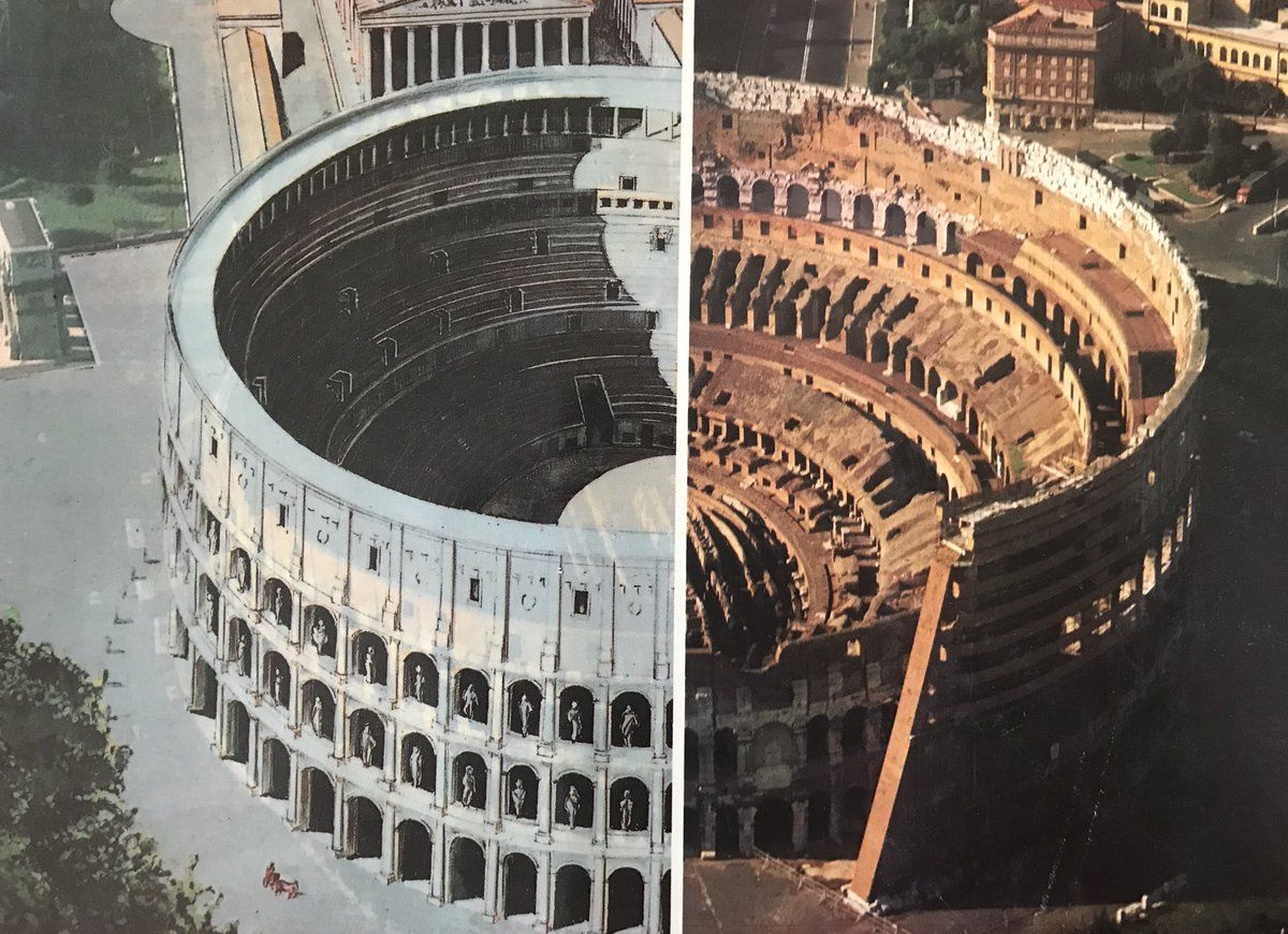 Colosseum Facts Colosseum Rome Tickets