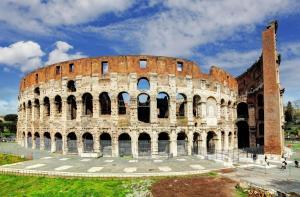 Colosseum History- Colosseum in Rome, Italy