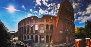 Colosseum History- The Coloseum in Rome