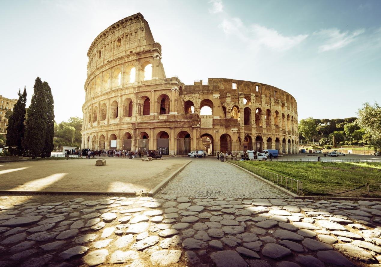Good Morning Colosseum