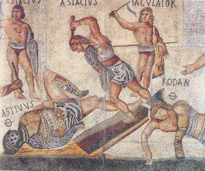 Roman Gladiators - colosseumrometickets.com