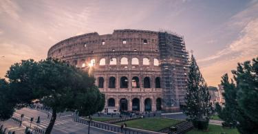 Colosseum Restoration