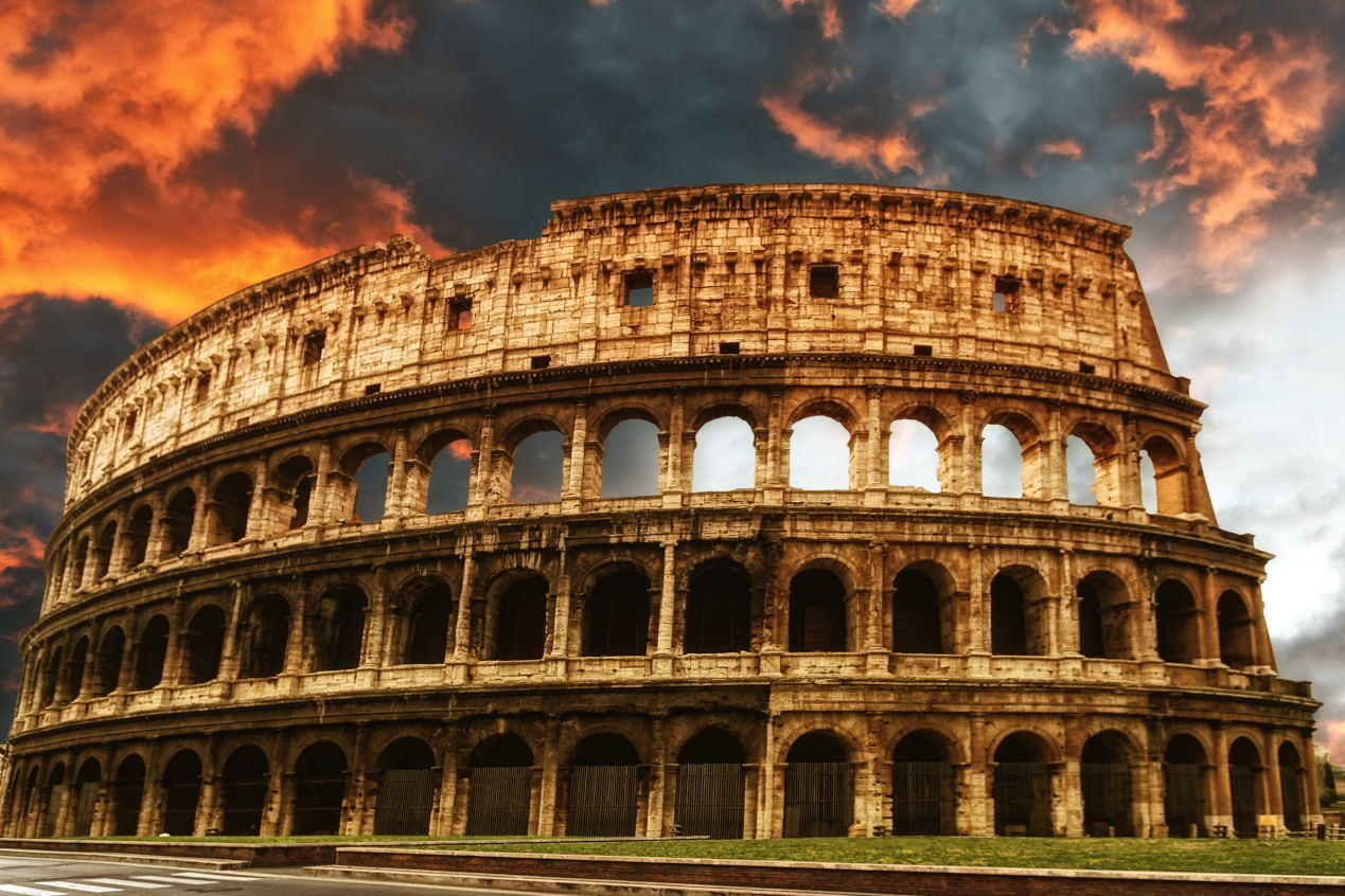 Who is the Colosseum's Architect - Colosseum, Rome