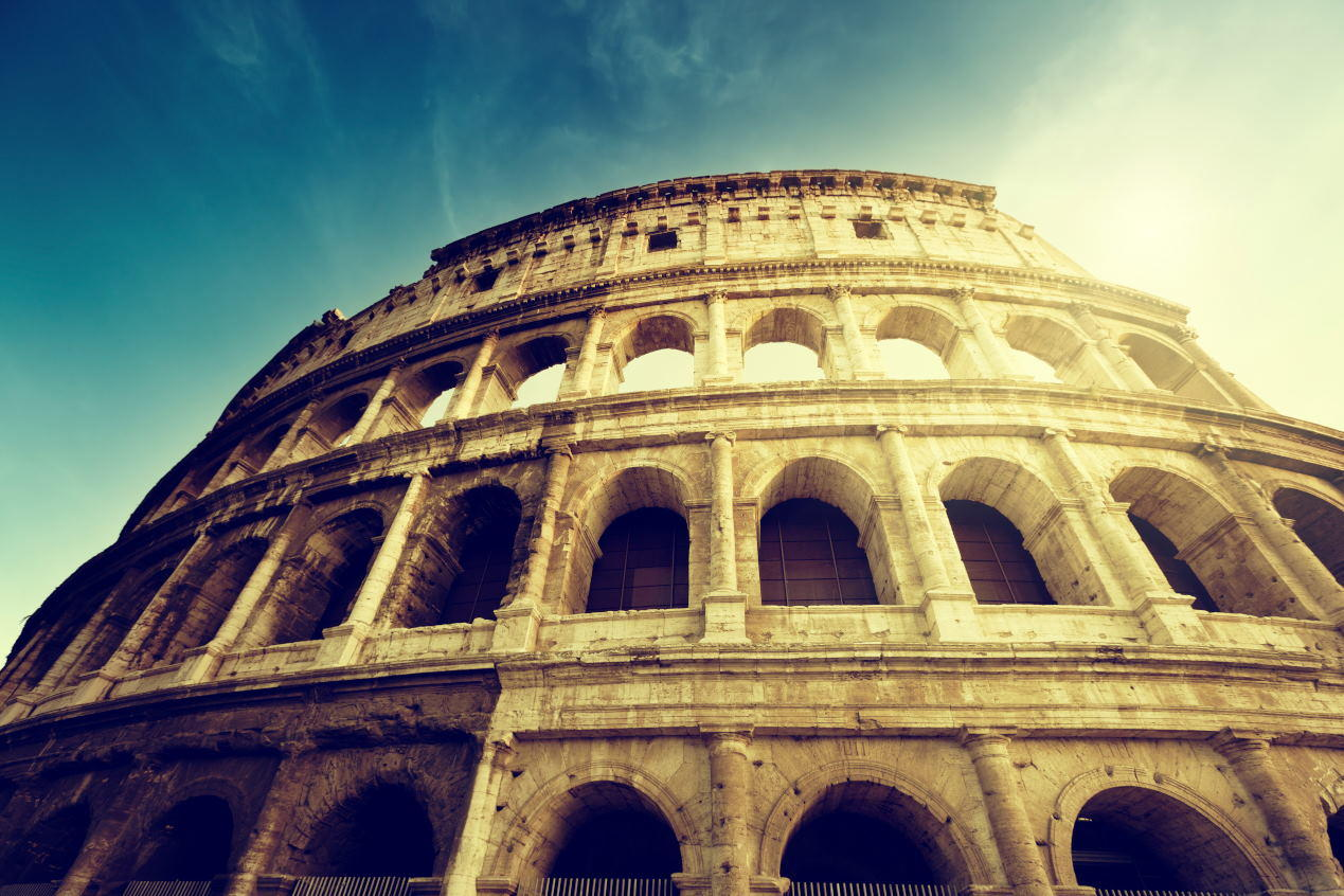 Who is the Colosseum's Architect - Colosseum in Rome, Italy