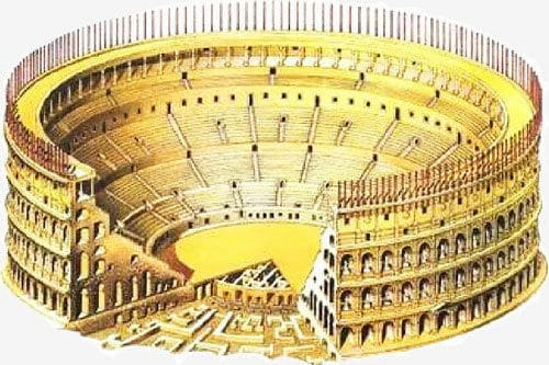 Colosseum Height