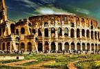 Who is the Colosseum's Architect?
