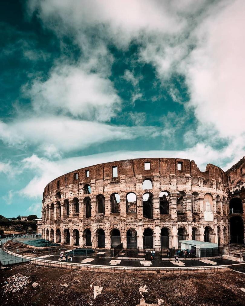 After the storm - Colosseum