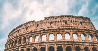 Colosseo, Rom