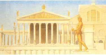 Colosseum History - The Colossus of Nero