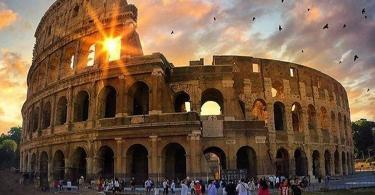 Colosseum - Lovely Sunset
