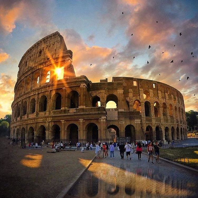 Colosseum - Lovely Sunset