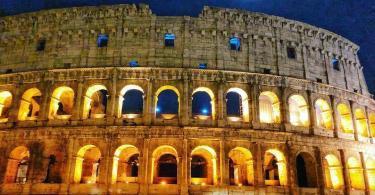 Colosseum at Sunrise