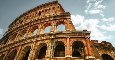 Colosseum in Rome Italy.i