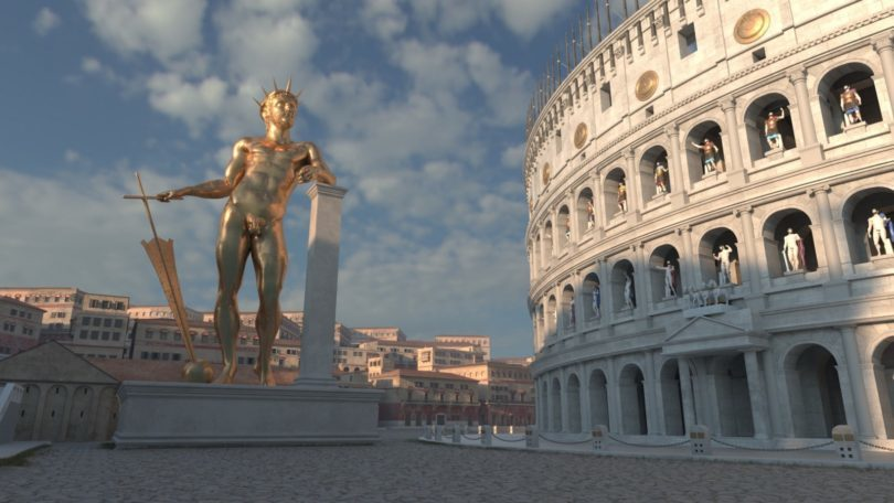 Colossus of Nero 3D