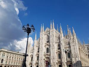 Milan City - Duomo Cathedral