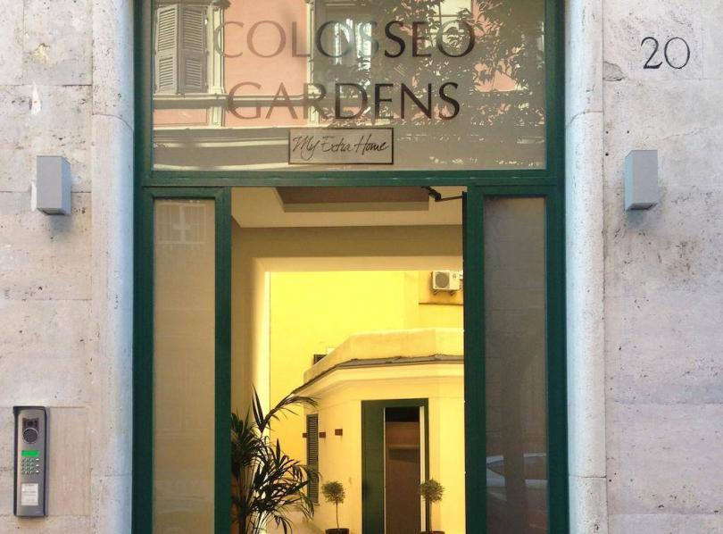 Hotel Colosseo Gardens