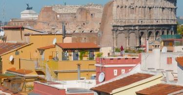 I Fotografi al Colosseo