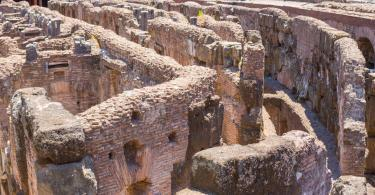 hypogeum of the colosseum