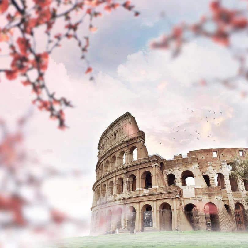 Lovely Colosseum