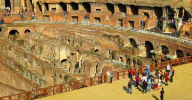 Colosseum in Rome, Italy (2)