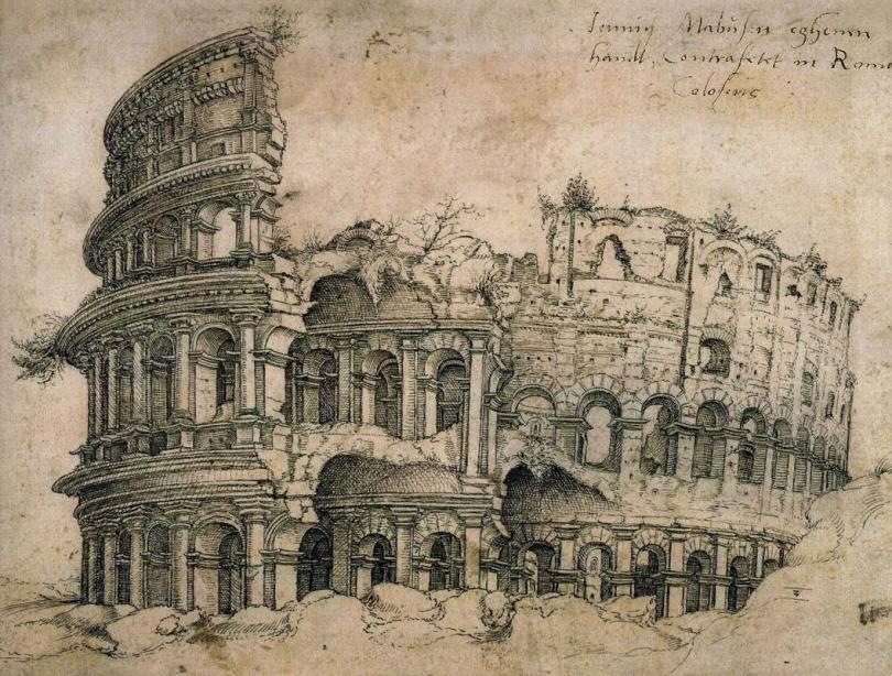 What was colosseum used for