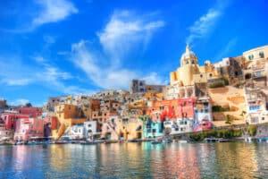 Procida - Naples