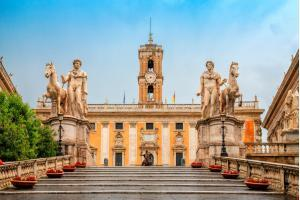 Rome in One Day- Capitoline hill