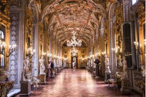 Rome in One Day - Doria Pamphilj Gallery