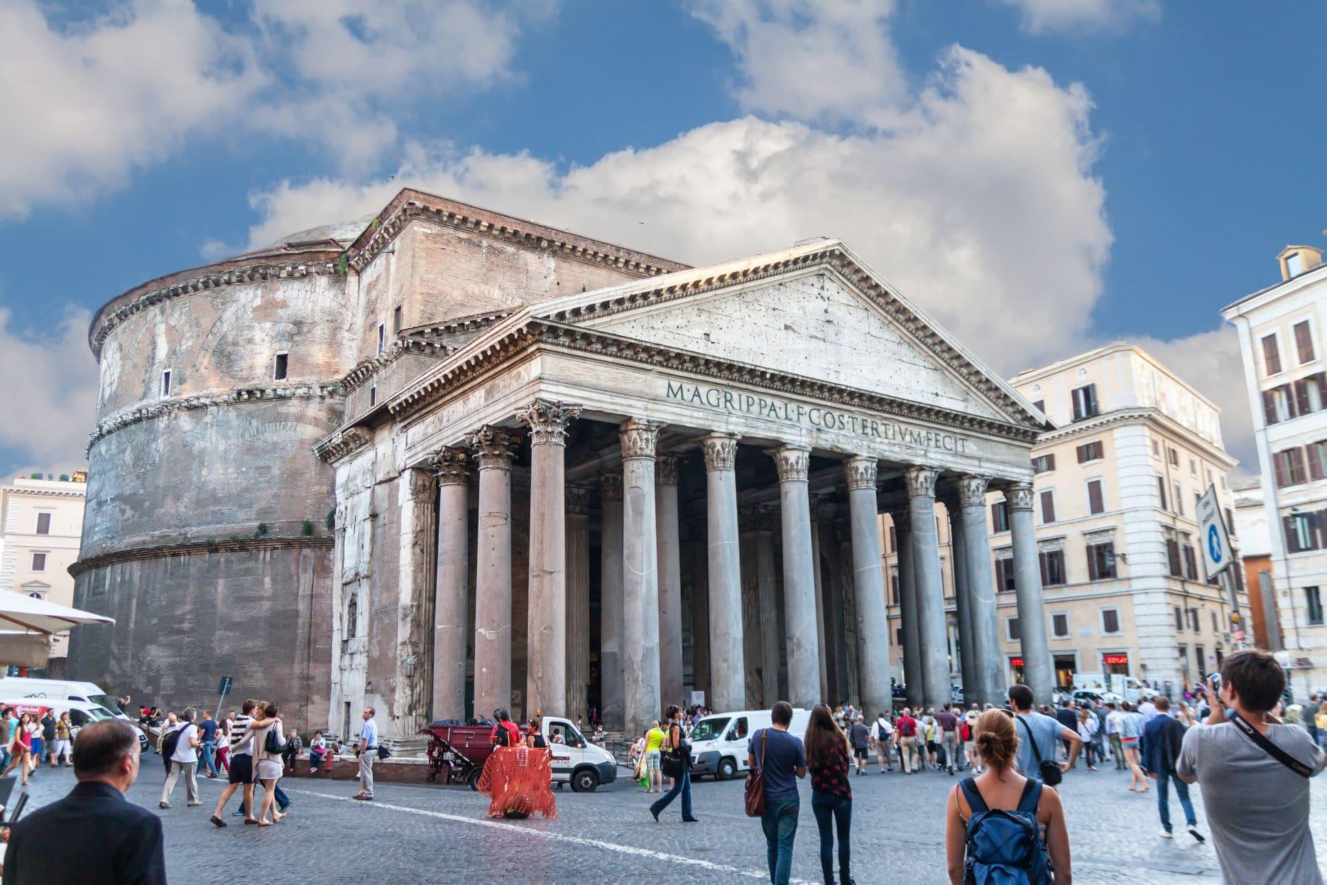 Agrippa's Pantheon