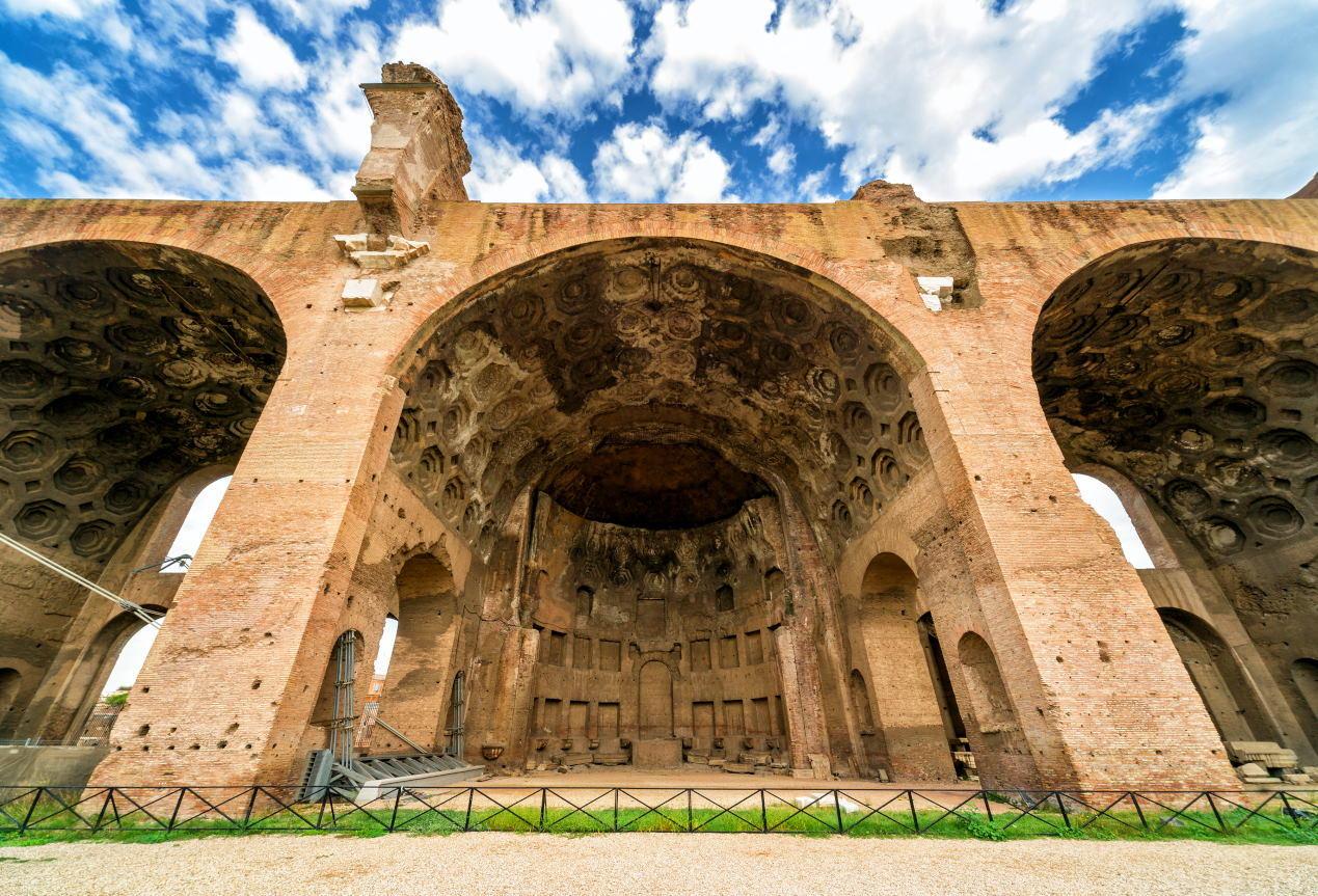 Basilica Of Maxentius Colosseum Rome Tickets