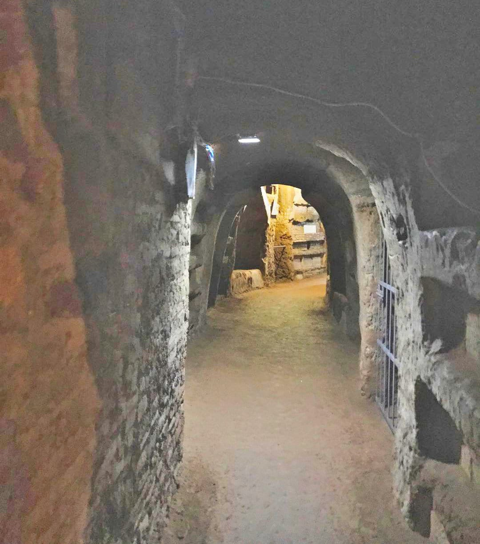 Catacombe di Priscilla-Catacombs of Priscilla