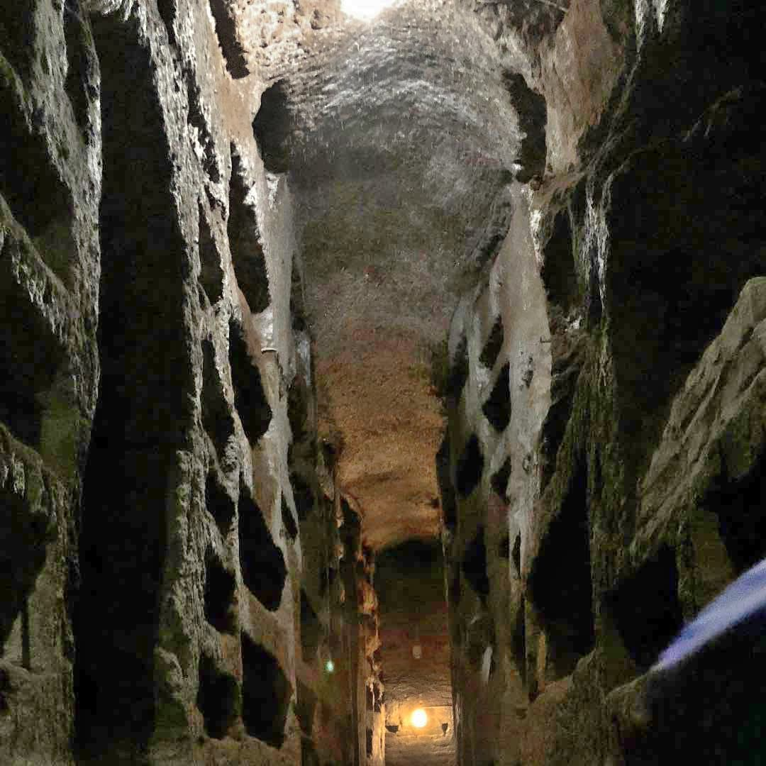 Catacombs of Calixtus