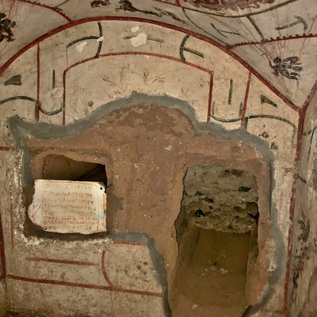 Catacombs of San Sebastiano