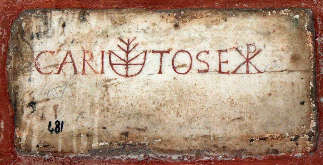 Catacombe di Santa Ciriaca (di San Lorenzo) - Catacombs of Rome (2)