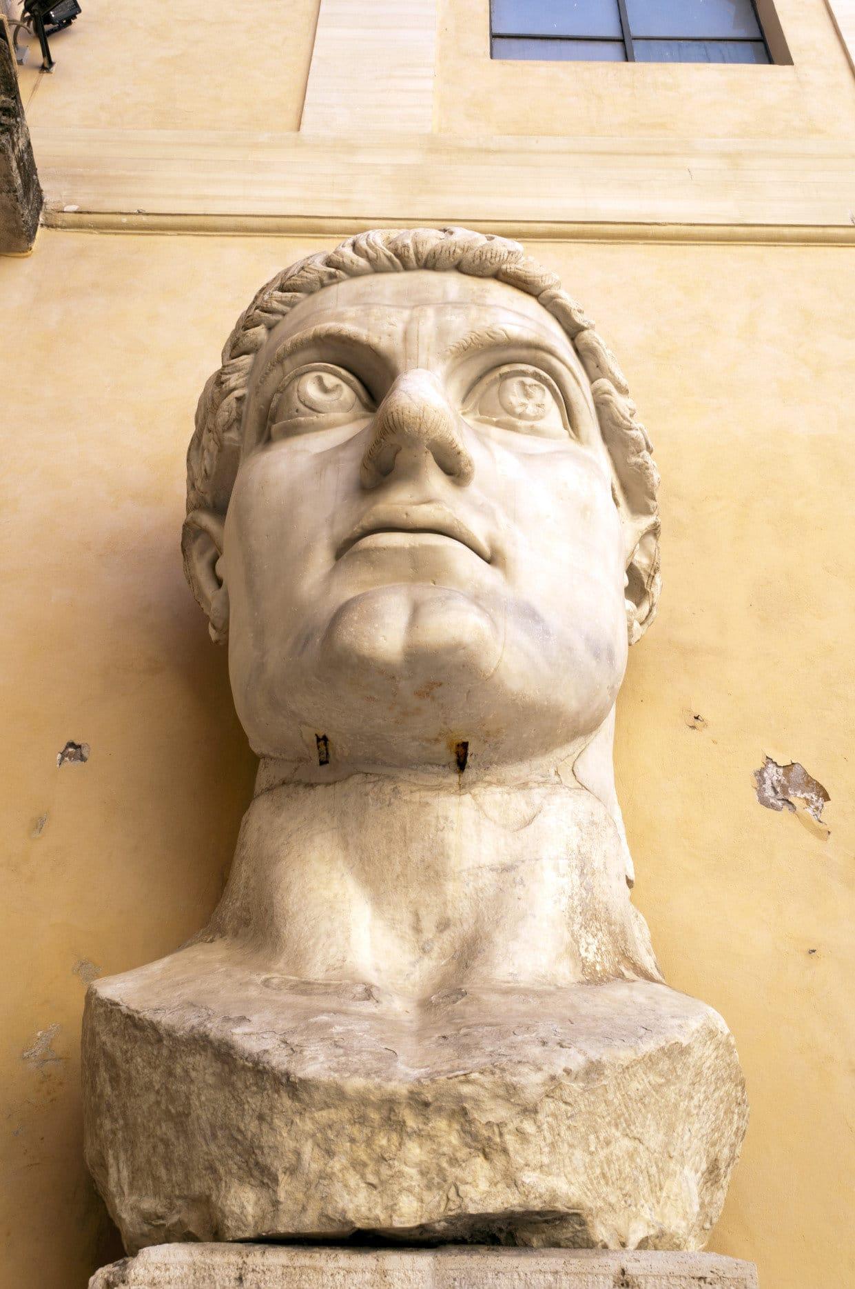 Constantine's Head
