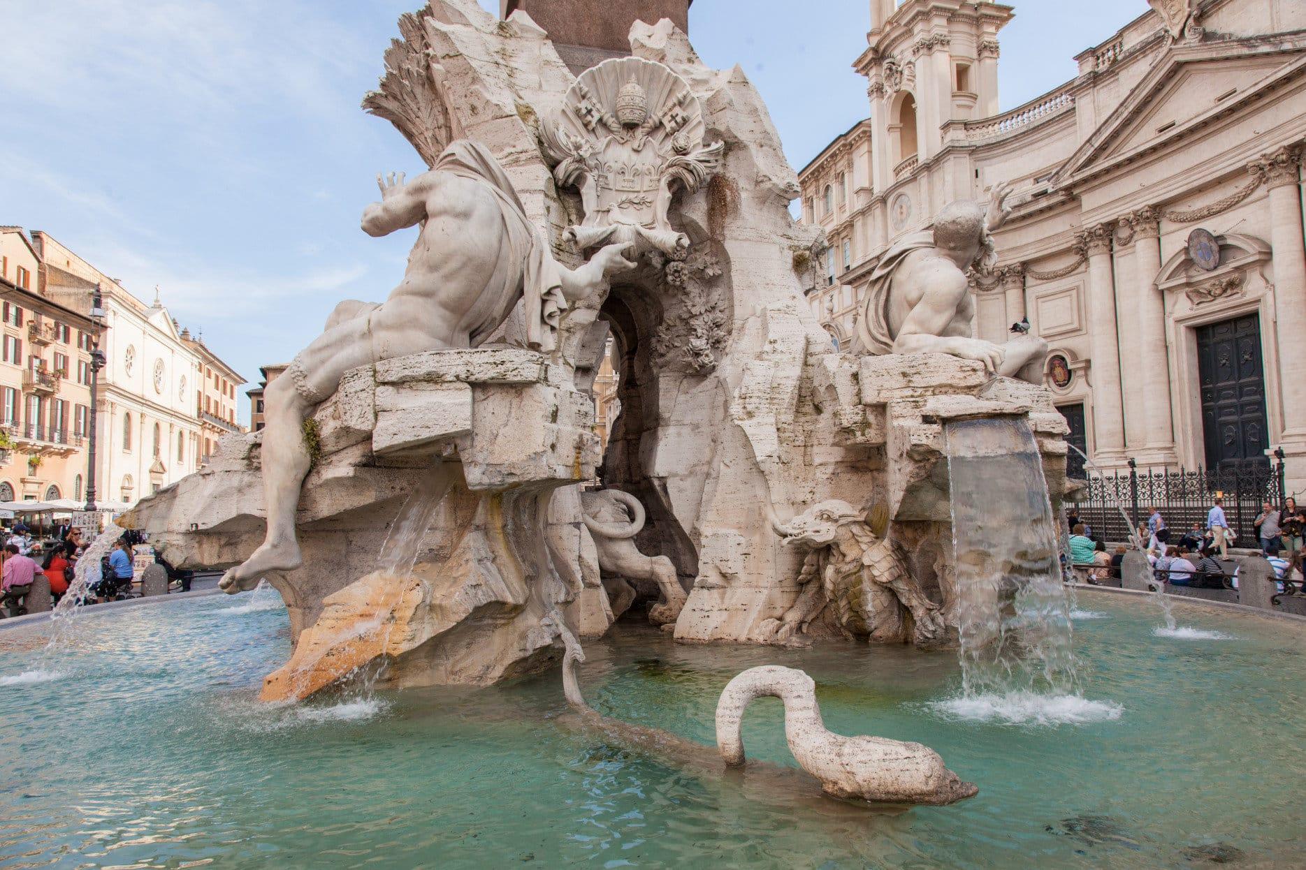 Fontana del Pantheon
