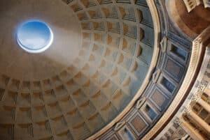 Pantheon Attics