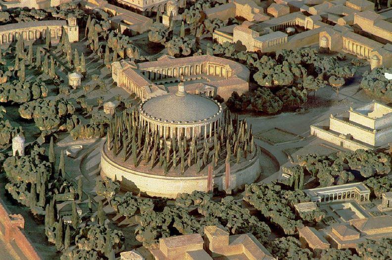 Mausoleum Augustus
