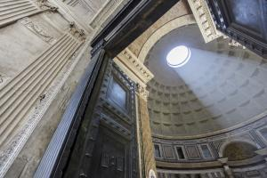 Pantheon Doors